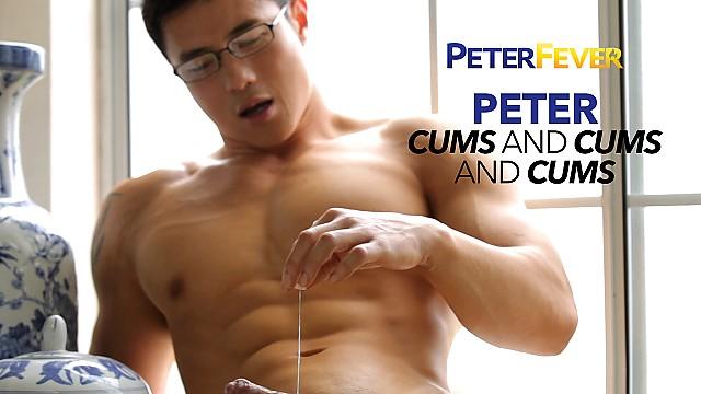 [PETERFEVER] PETER CUMS AND CUMS AND CUMS